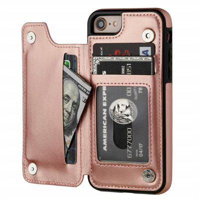 4.7 Inch Wallet Phone Case with Card Holder for iPhone 7  / 8