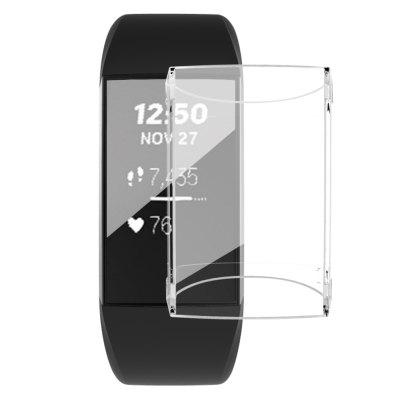 TPU Full Protective Case Cover Ultracienka obudowa Case Cover for Fitbit Charge 3