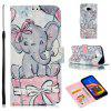 3D Painted Phone Case for Samsung Galaxy J4 CORE - MULTI-M