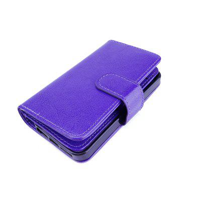 Caso de telefone carteira para iphone 7/7 plus / 6 / 6s / 6 plus / 6s mais / 5 / 5s / s7