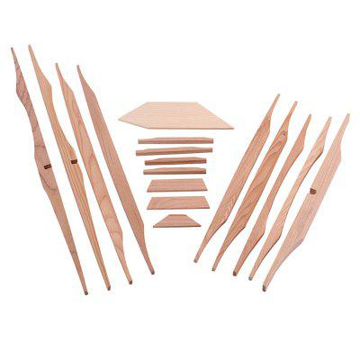 Sitka Spruce Brace Wood Kit for Acoustic Guitar Luthier DIY Accessories Parts