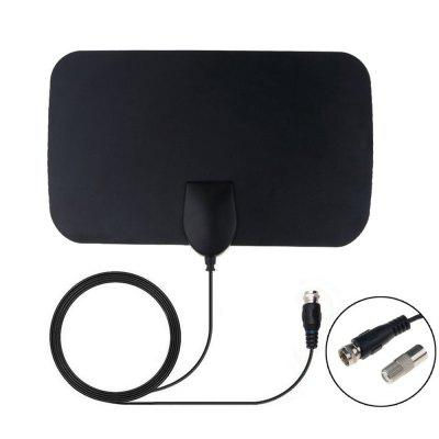 Nice Durable 4K 25DB HD Digital TV Box Indoor Antenna European Plug HDTV