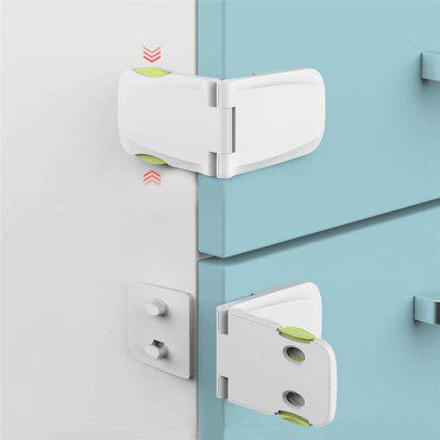 Baby Proofing Cabinet Lock for Kitchen Storage Doors Drawers Cupboard