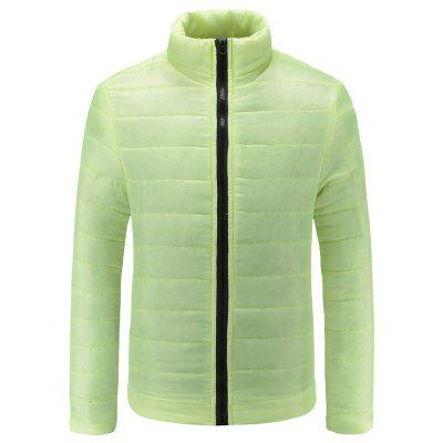 Men's  Autumn and Winter Fashion Casual Multicolor Down Jacket