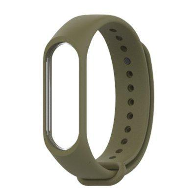 Strap Waterproof Soft Silicone Wristband for Xiaomi Mi Band 4