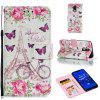 A  3D Painted Phone Case for Huawei Mate 20 LITE / Maimang 7 - MULTI-L