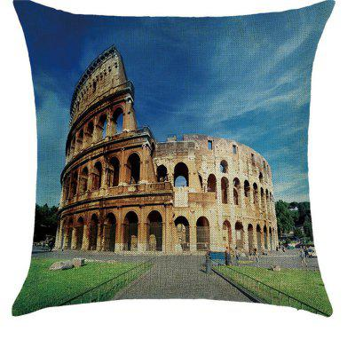 Famous  Building Comfortable Linen Pillowcase for Cushion Bedroom Living Room