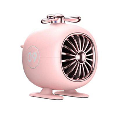 Retro Helicopter Shape Wireless Bluetooth Speaker Multifunction Built-In Mic