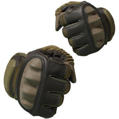 Touch Screen Great Performance Army Gear Tactical Gloves Riding Gloves 2PCS