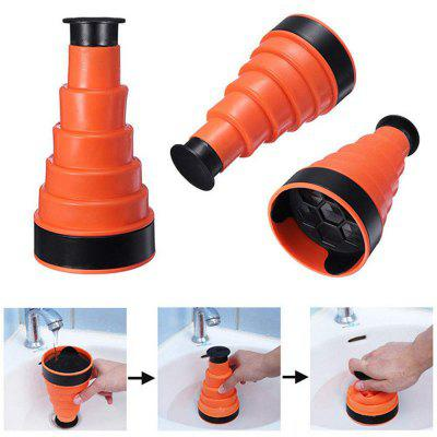 New Bath Kitchen Sink Power Pipe Dredging Tool Sewer Pipe Cleaner Pipe Dredger