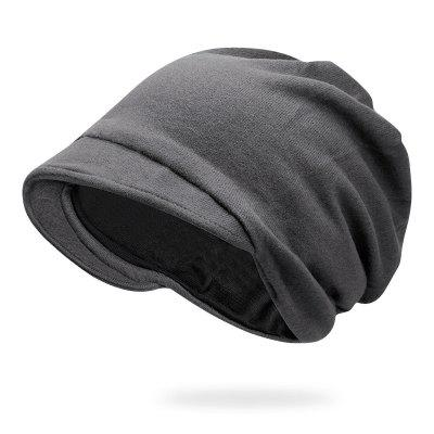 Short Bonnet Caps Earmuffs Pile Caps + Size Code for 56-58CM