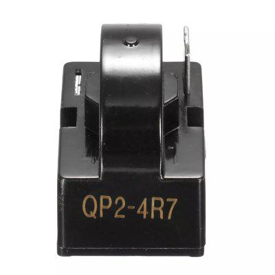 QP2-4.7 Start Relay Refrigerador PTC para 4.7 Ohm 1 Pin Compressor