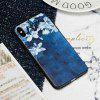 TPU Painted Pattern Phone Case for  iPhone X/XS - MULTI-A