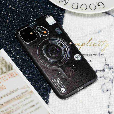 TPU Painted Pattern Phone Case for iPhone 11 Pro