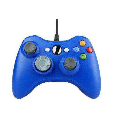 Portable Usb Connection Wired Game Controller Joystick for XBOX 360