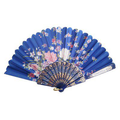 FEIS Fashion Figured Cloth Fan-B