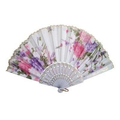 FEIS Fashion Figured Cloth Fan-C