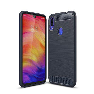 Ultra-thin Brushed Phone Case For Xiaomi Redmi Note 7 Pro / Note 7
