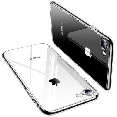Ultra Thin Transparent Soft Clear TPU Silicone Phone Case  for iPhone 7 / 8