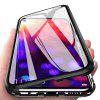 Double-sided Glass Magnetic Mobile Phone Case for  Xiaomi Mi 9 SE - BLACK