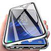 Double-sided Glass Magnetic Mobile Phone Case For Xiaomi Redmi K20 / K20 Pro - SILVER