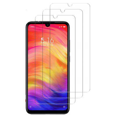 9H Glass Screen Protector for Xiaomi Redmi Note 8 3PCS