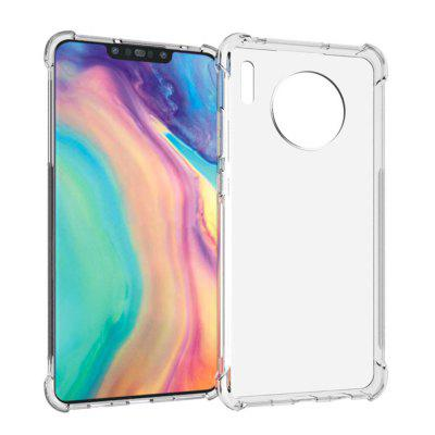 Vier-Eck-Airbag Transparent TPU Phone Case für Huawei Mate 30