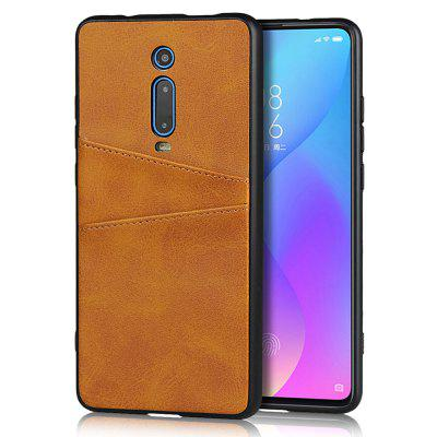 Leather Card Slot Phone Case for Xiaomi 9T / 9T Pro / Redmi K20 / K20 Pro