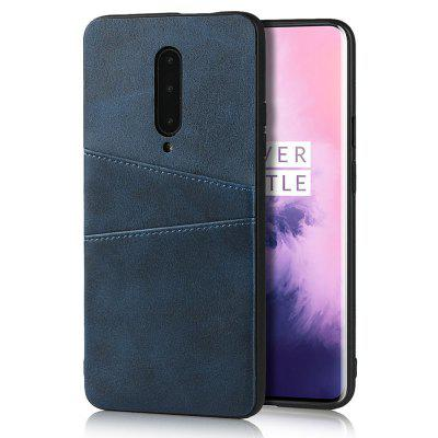 Leather Card Slot Phone Case for OnePlus 7 Pro