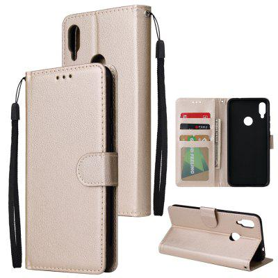 Leather Flip Wallet Phone Case for Xiaomi Redmi Note 7 / Note 7 Pro / Note 7S