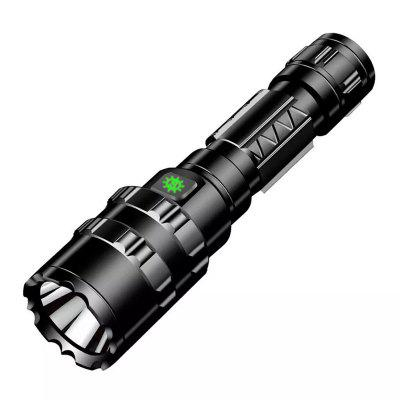 L2 5Modes 1600 Lumens USB Rechargeable Camping Hunting LED Flashlight