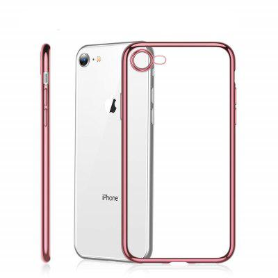Coque de protection en silicone TPU molle pour iPhone 7 iPhone 8
