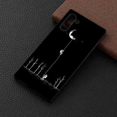 TPU Painted Multiple Pattern Phone Case for Huawei NOTE 10
