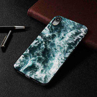 TPU Painted Multiple Pattern Phone Case for iPhone XR