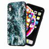 TPU Painted Multiple Pattern Phone Case for iPhone XR - MULTI-B