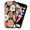 TPU Painted Multiple Pattern Phone Case for iPhone XR - MULTI-D