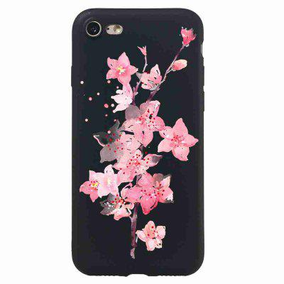 TPU Painted Multiple Pattern Phone Case for iPhone 7 / 8