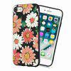 TPU Painted Multiple Pattern Phone Case for iPhone 7 / 8 - MULTI-H