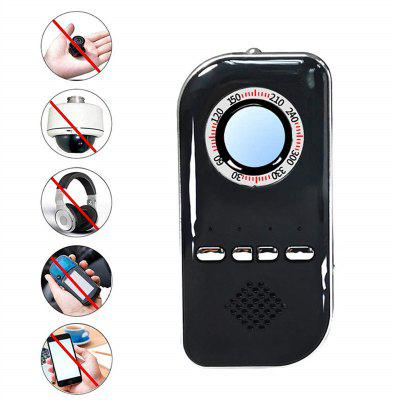Detector anti-spion portabil USB K400 ABS în infraroșu Travel
