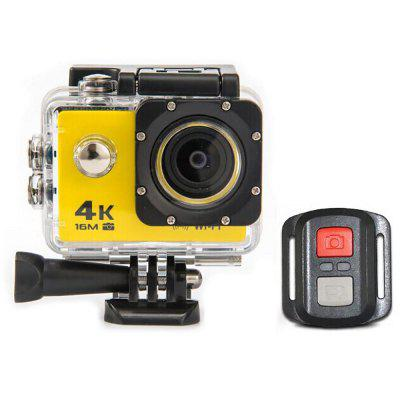 AT-30R Waterproof 4K 16MP WiFi 2.4G Wrist RC Ultra HD Action Camera Image