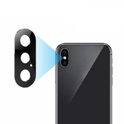 Camera Protection Ring Lens Tempered Film for IPhone XS Max / XS