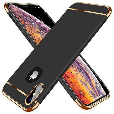 3-in-1 Splicing Phone Case for iPhone XS