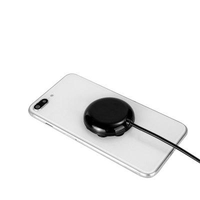 Wireless Charger Spider Suction Cup Pad for  iPhone XR XS Max