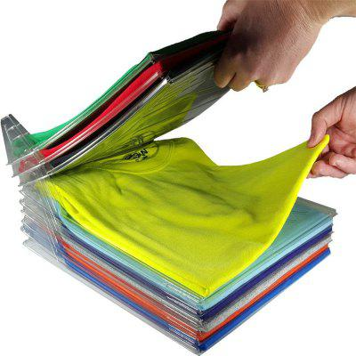 Document Organizer Closet Organizer and Shirt Folder 12 Pcs