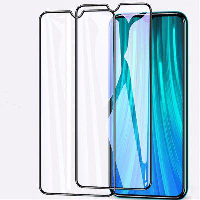 Tempered Glass Screen Film for Xiaomi Redmi Note 8 Pro 2PCS