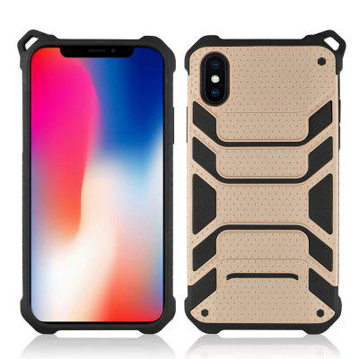 Two-In-One Extraordinary Mobile Phone Case For iPhone XS Max/XR/X