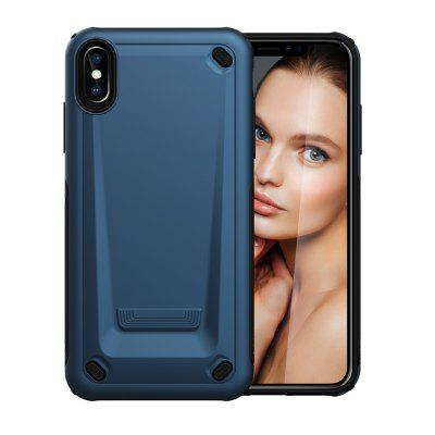 Mechanic'S Armor Two-In-One Mobile Phone Case For iPhone XS Max/XR/X Anti-Drop