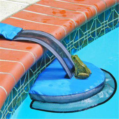 Swimming Pool Escape Ramp Frog Log Critter Safety Float Squirrel Animal Saver