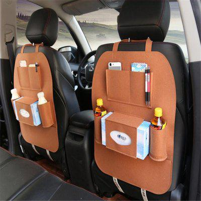 Car Seat Storage Bag Car Seat Cover Organizer Multifunction Vehicle Storage Bag
