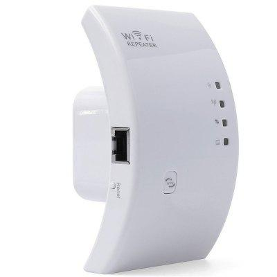 300MBPS bezdrôtový N 802.11 AP Wi-Fi Range Router Repeater Extender Booster